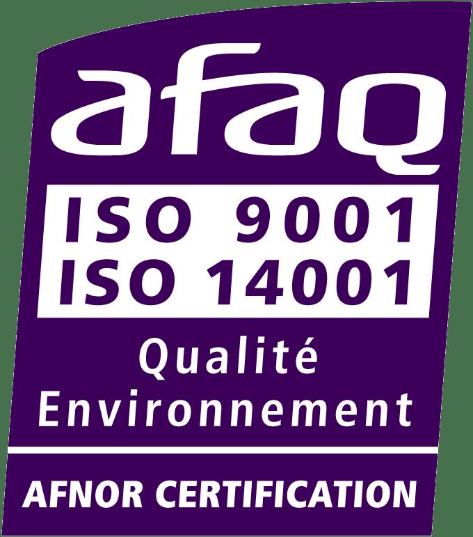Logo AFNOR-AFAQ