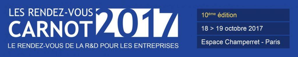 Les Rendez-vous Carnot: rendez-vous de la R&D pour les entreprises
