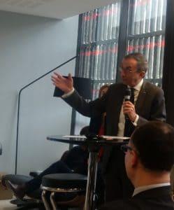 M. Juan Manuel GOMEZ-ROBLEDO, Ambassadeur du Mexique en France