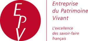 Logo Entreprise du Patrimoine Vivant: excellence des savoir-faire français