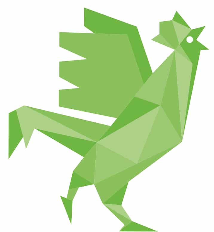 Coq Vert